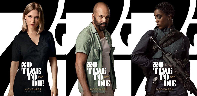 Не время умирать: Трейлер, дата выхода и актеры нового фильма про Джеймса Бонда - фото 205613
