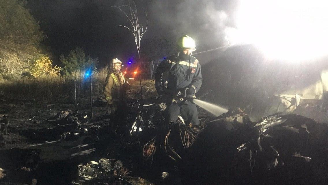 Гибель Ан-26: Спасатели продолжают поиски погибших - фото 205946