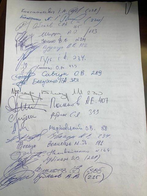В Раде начали сбор подписей за  увольнение Фокина из ТКГ - фото 206076