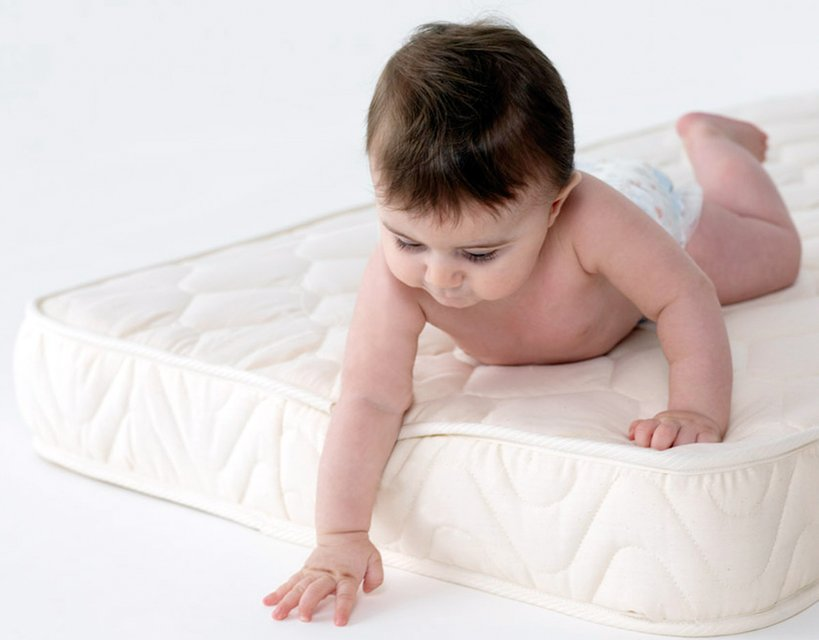 Выбираем матрас для ребенка с рождения и старше - фото 206284