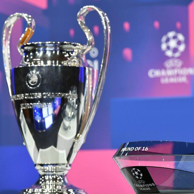 Лига Чемпионов: Результаты жеребьевки 1/8 финала - фото 206581