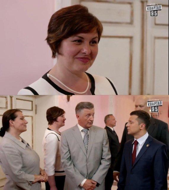 Акторка серіалу 'Слуга народу' заробляє мільйони на ковідних закупівлях - фото 206906