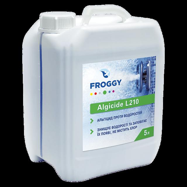 Альгицид для бассейна – лучшее средство против водорослей и цветения воды - фото 207539