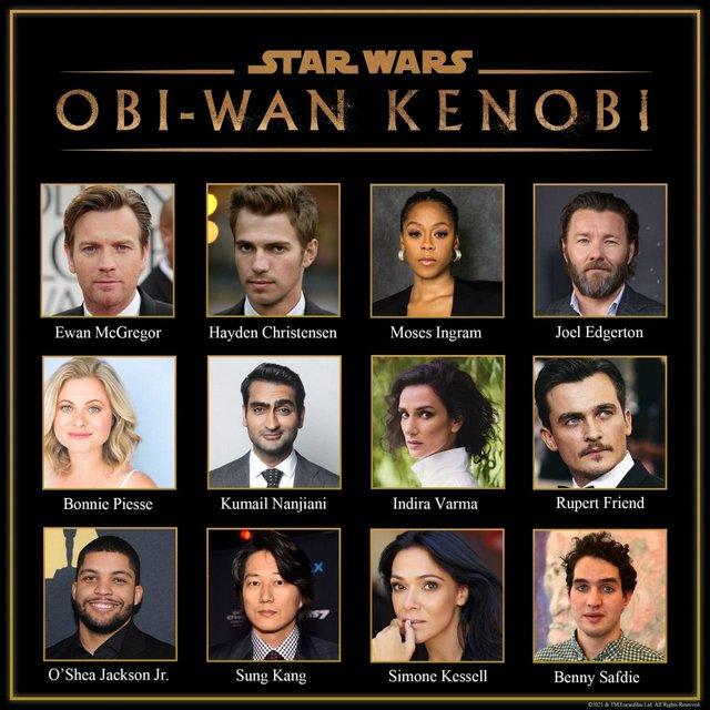 Сериал про Оби-Вана Кеноби: Дата выхода, актеры, сюжет и ожидания от грандиозной премьеры - фото 207553