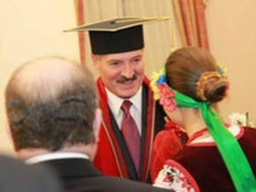 Київський університет позбавив Лукашенка почесного звання - фото 208167