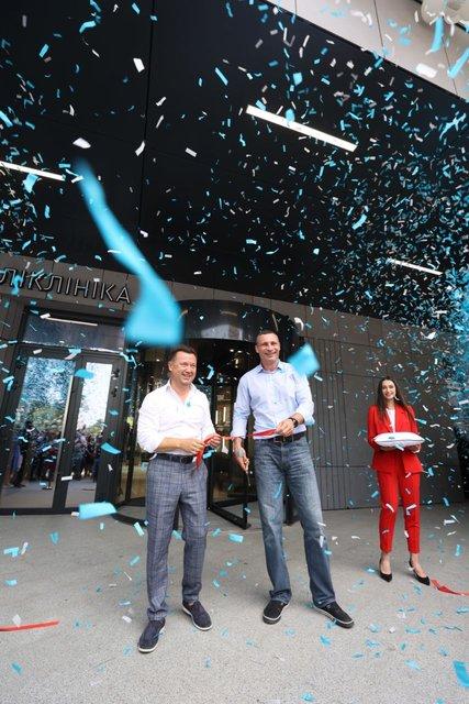У Києві відкрився Інноваційний центр хірургії серця та судин «Добробут» - фото 208525