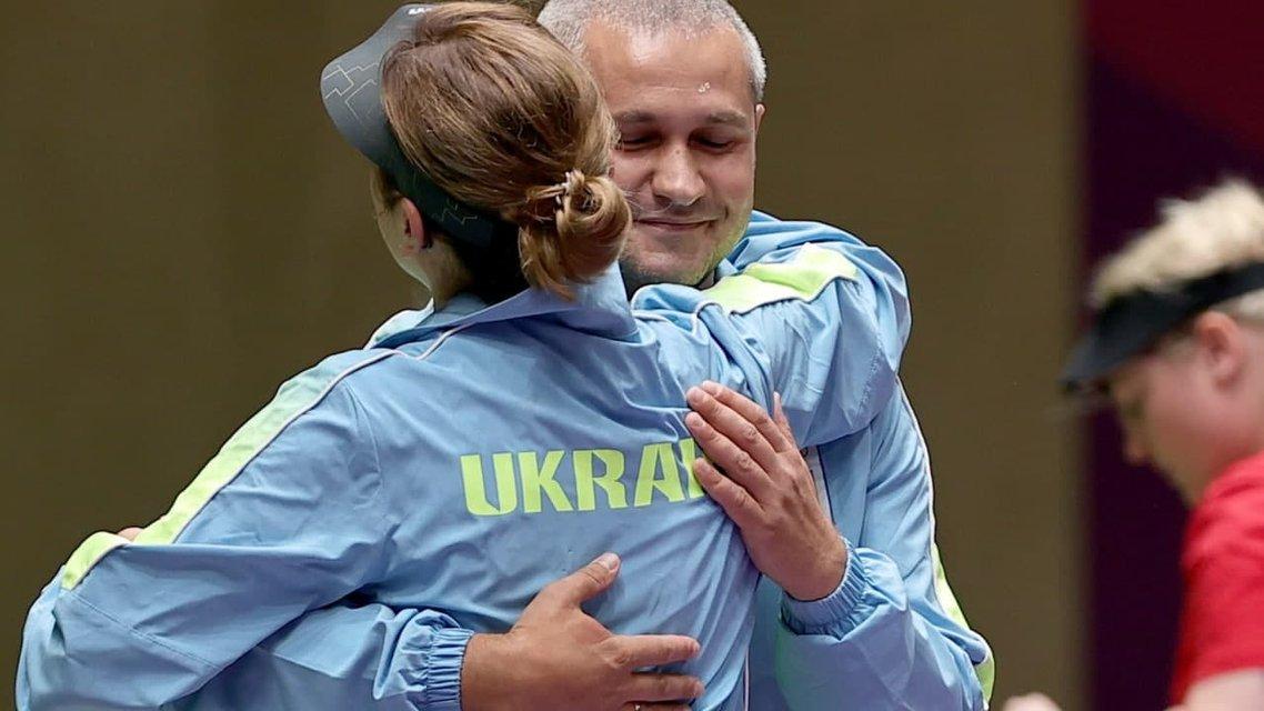 Майстри пневматичного пістолета принесли Україні третю медаль Олімпіади - фото 208635