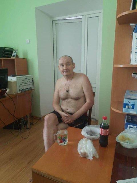 Суддя Чаус знайшовся - його транспортування до Києва перетворилось на клоунаду - фото 208692