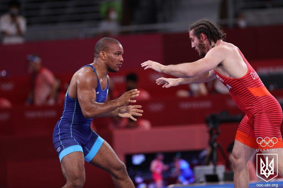 Олімпіада 2020: Українські борці Насібов та Беленюк пройшли у фінал - фото 208721