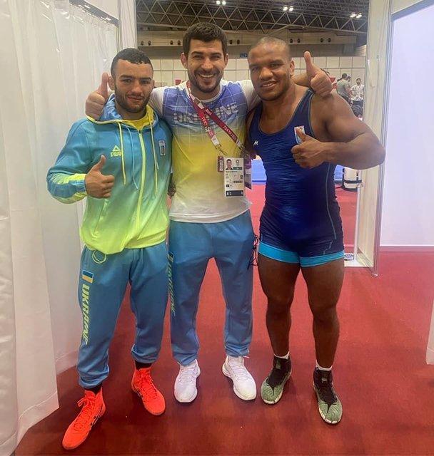 Олімпіада 2020: Українські борці Насібов та Беленюк пройшли у фінал - фото 208722