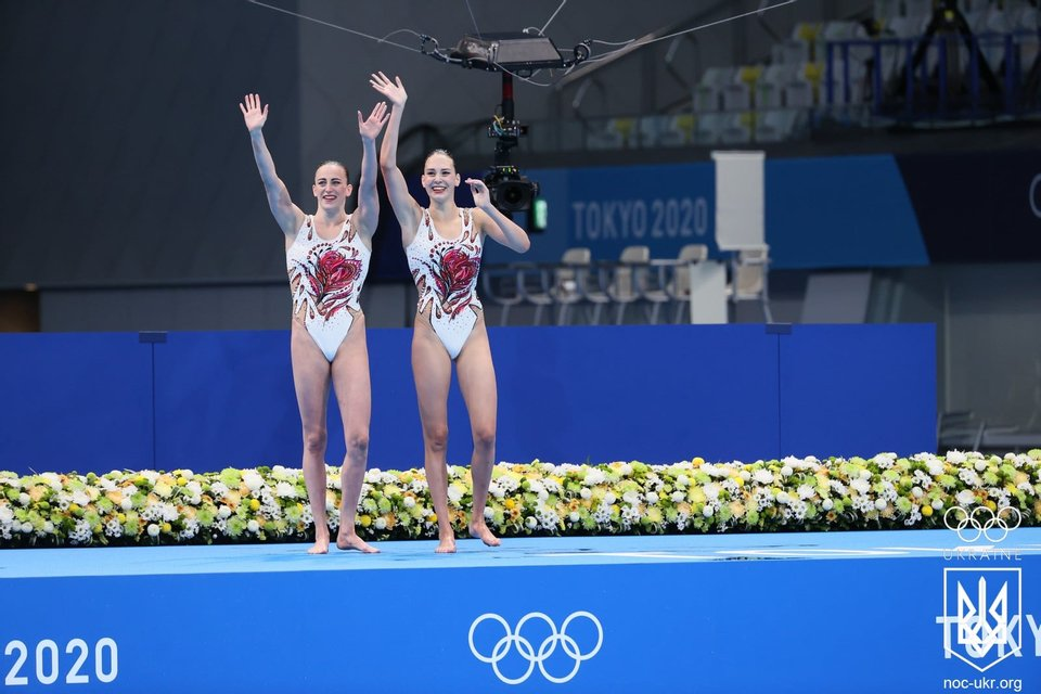 Олімпіада 2020: Українки Марта Федіна та Анастасія Савчук здобули історичну бронзу - фото 208757
