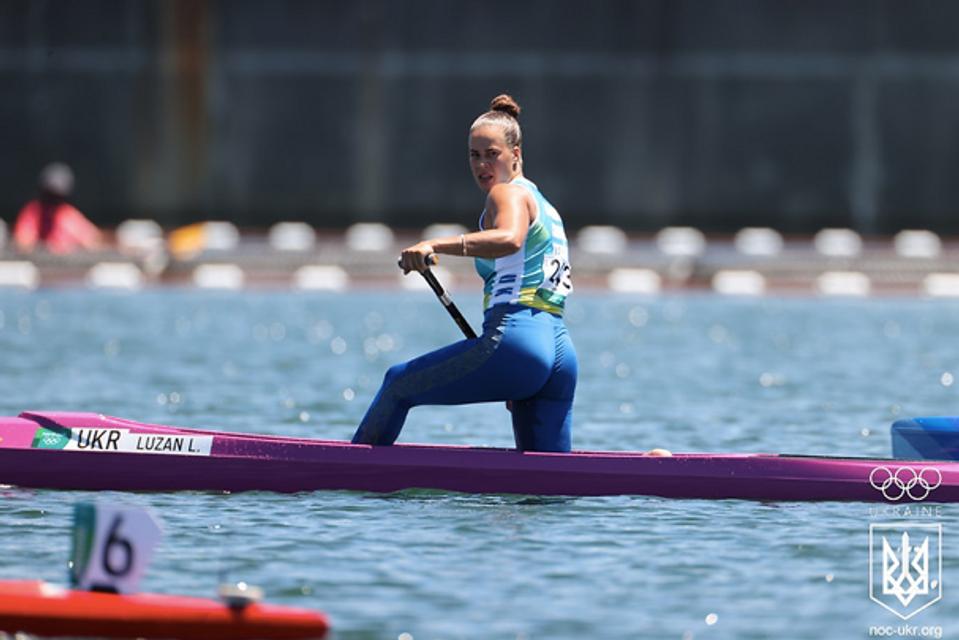 Олімпіада 2020: Людмила Лузан здобула Україні 12-у медаль - фото 208766
