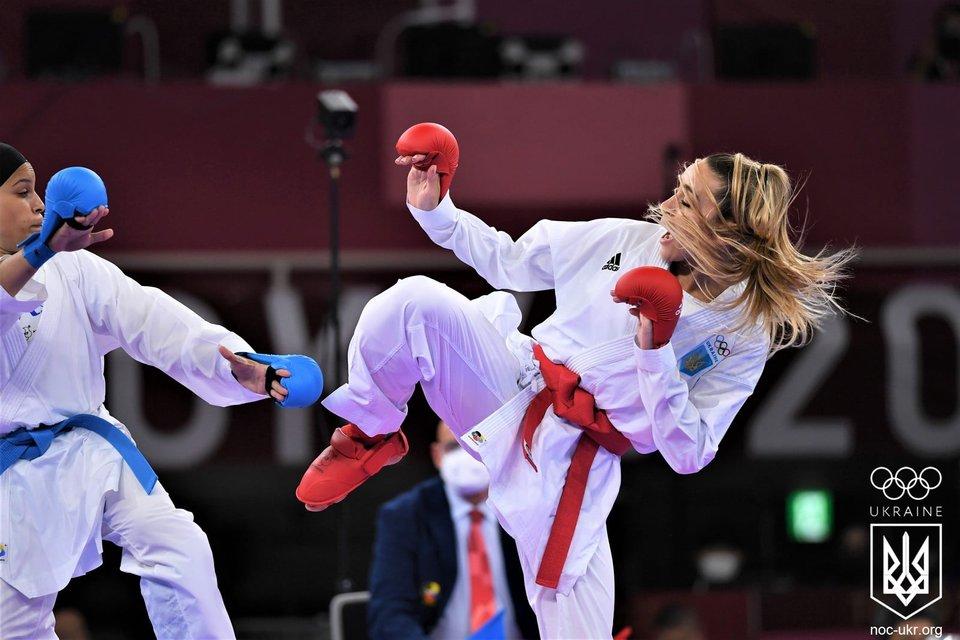 Олімпіада 2020: Анжеліка Терлюга здобуває срібло для України - фото 208770