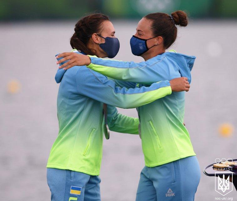 Українські веслувальниці виграють срібло Олімпіади-2020 - фото 208785