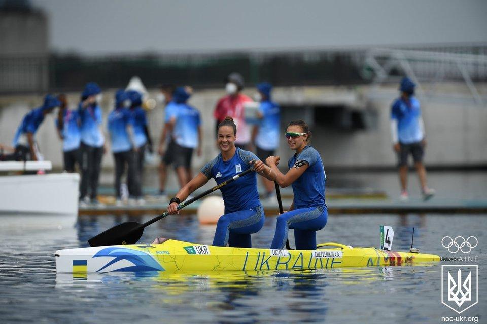 Українські веслувальниці виграють срібло Олімпіади-2020 - фото 208786