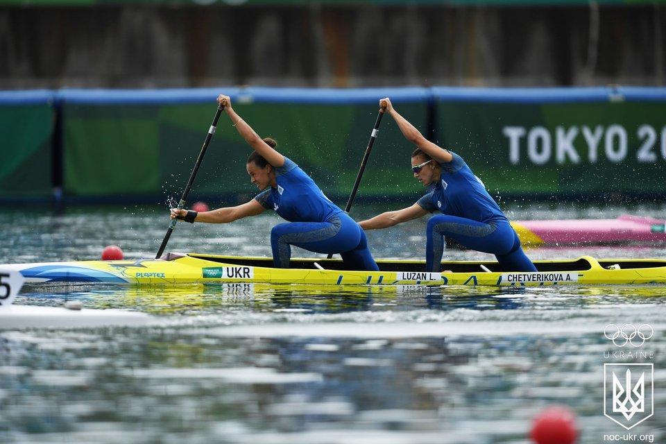 Українські веслувальниці виграють срібло Олімпіади-2020 - фото 208787