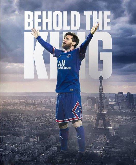 Мессі прибув до Парижу й стане гравцем ПСЖ - фото 208815