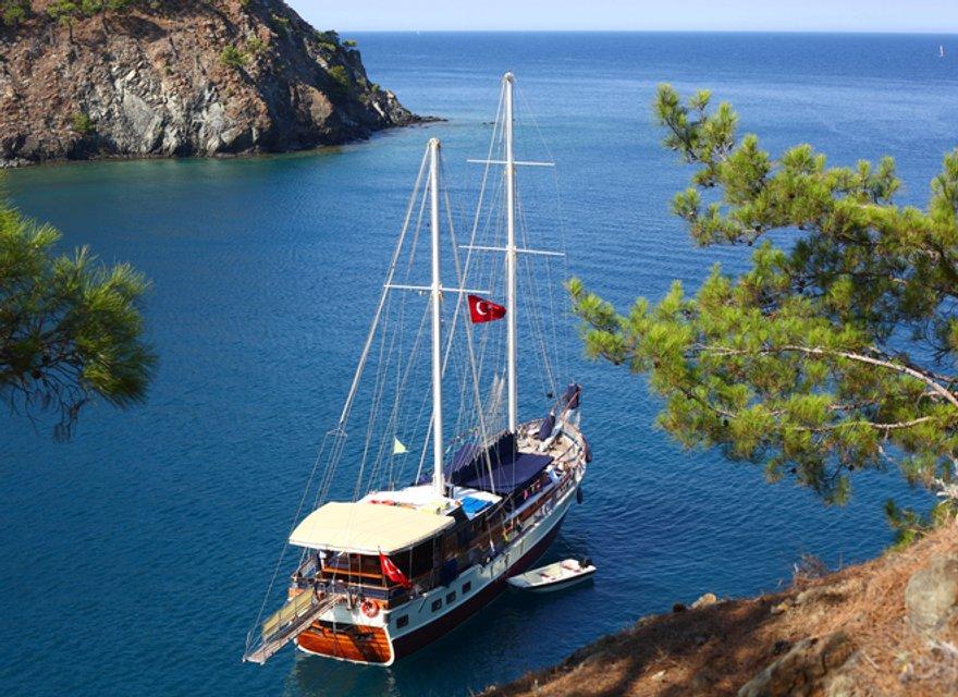 Туреччина як улюблений напрямок для українських туристів - фото 208945