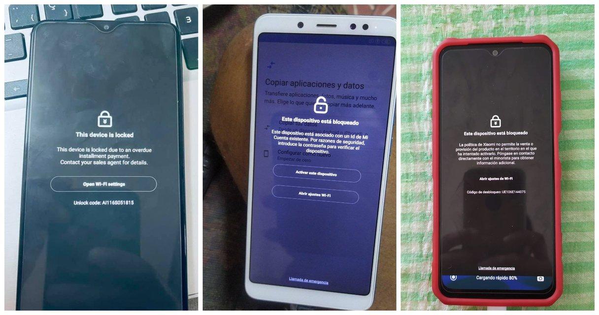 Телефони Xiaomi в окупованому Криму перетворились на камені з Піднебесної - фото 209125