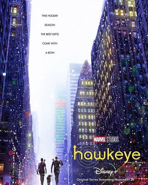 Соколиный глаз - дата выхода, актеры и трейлер сериала Marvel - фото 209131
