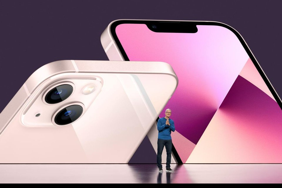 В Apple презентували 13-й айфон - фото 209147