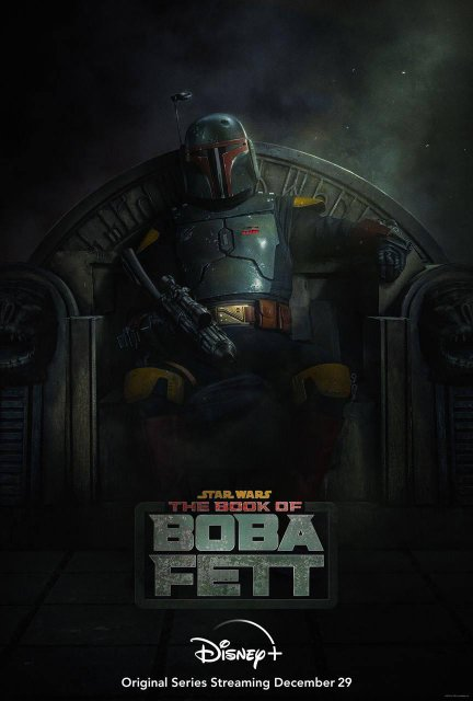 Книга Бобы Фетта: дата выхода, аткеры и сюжет сериала - фото 209295