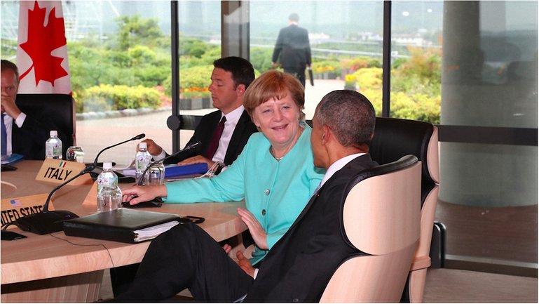Саммит  G7 - фото 1
