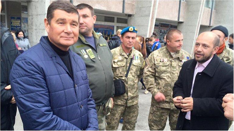 НАБУ проводит обыск в офисе экс-регионала Онищекно  - фото 1