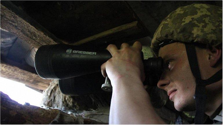 Обстрелы в зоне АТО не прекращаются  - фото 1