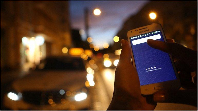 Uber теперь в Киеве  - фото 1
