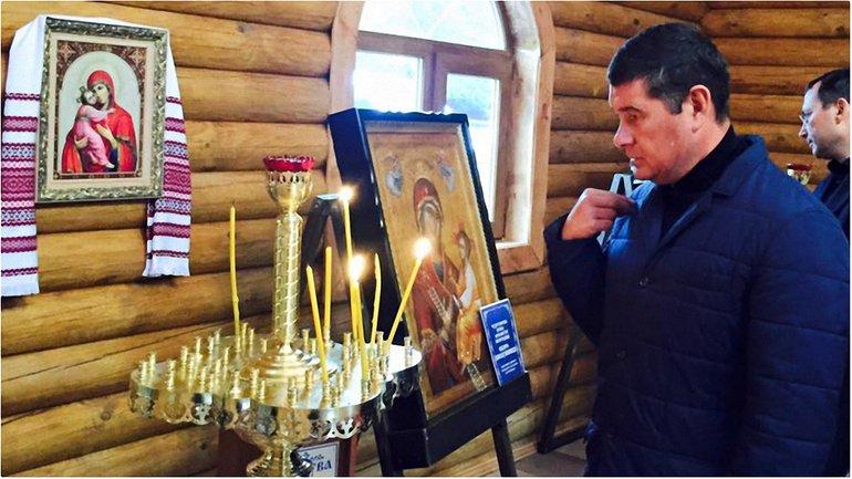 Онищенко предложил прислать журналрстам селфи - фото 1
