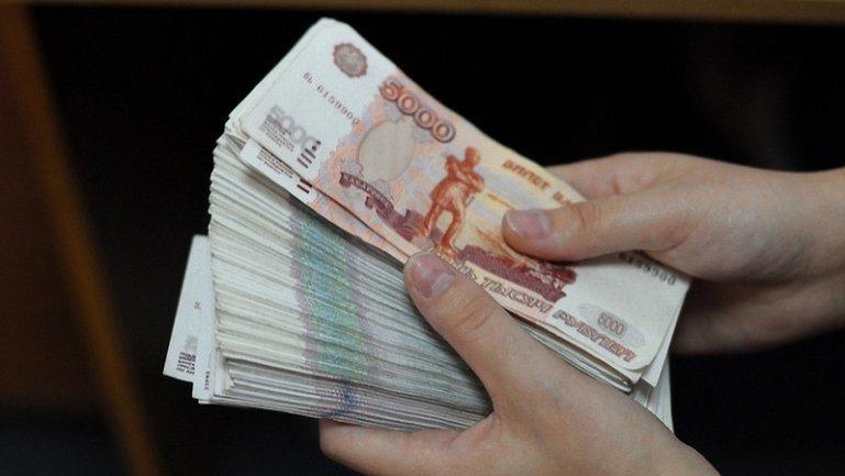 На территории оккупированного Донбасса много фальшивых рублей  - фото 1