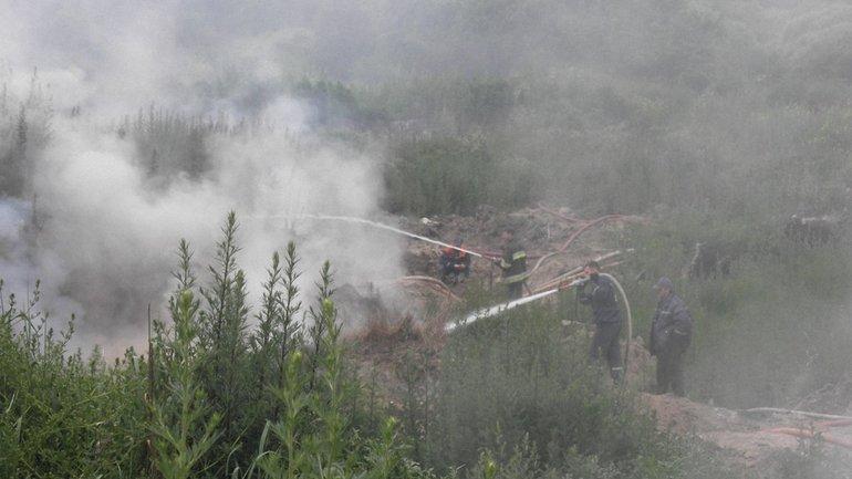 Причину возгорания устанавливают - фото 1