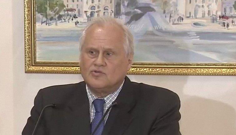 Не могу говорить относительно сдвигов на переговорах в Минске по обмену пленными, - Сайдик - фото 1