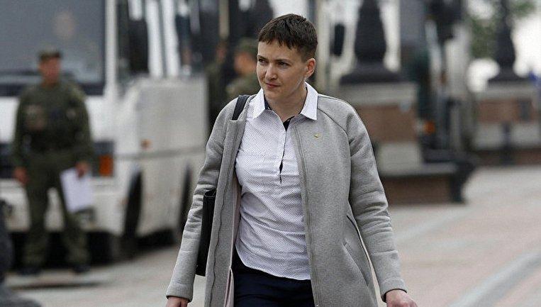 Савченко  готова вести переговоры с террористами напрямую - фото 1
