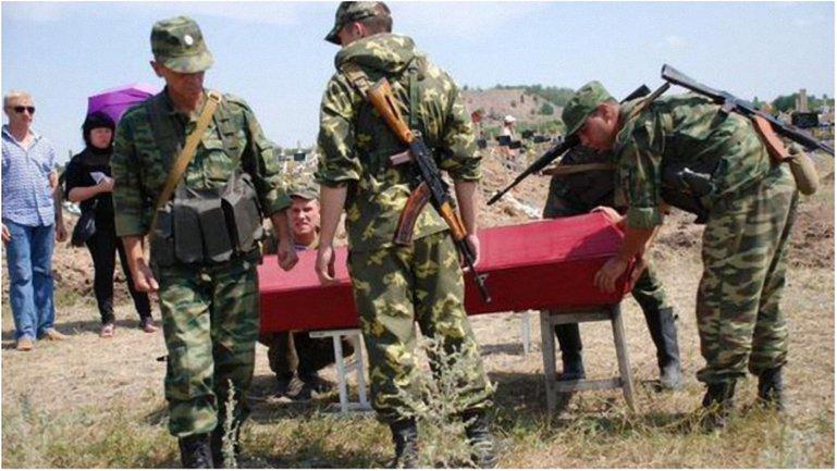 Оккупанты вновь понесли потери в Донбассе. - фото 1