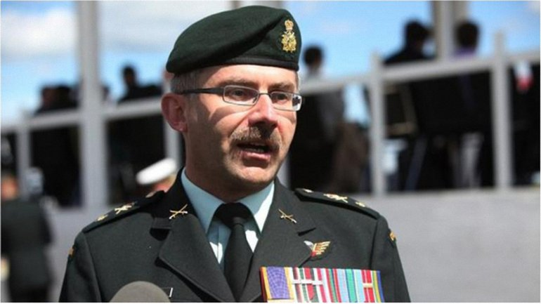 Генерал-лейтенант Винник возглавил канадскую армию. - фото 1
