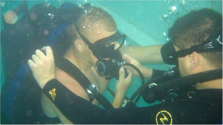 Военнослужащих отдела специальных действий будут обучат ьпод водой - фото 1