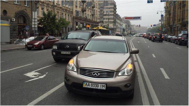 Авто Макса Нефедова угнали сегодня ночью. - фото 1