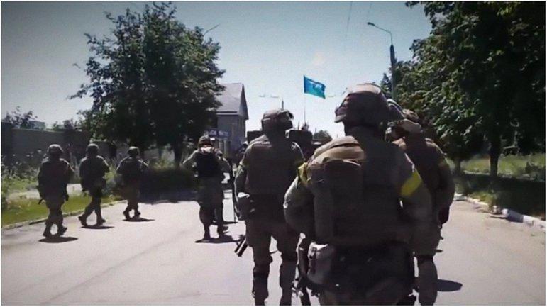 Бойцы АТО входят в Славянск 5 июля 2014-го. - фото 1