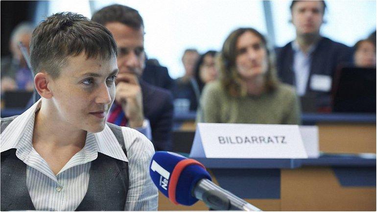Савченко ответила всем - фото 1