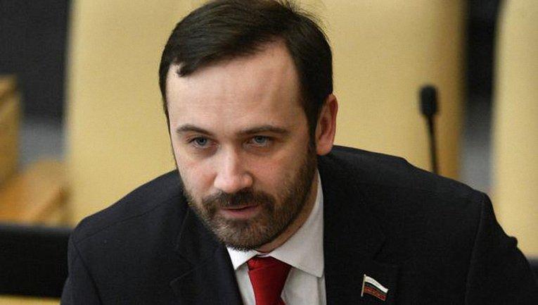 Илья Пономарев подчеркнул, что приезд Бабича в Украину поможет Кремлю создать агентурную сеть - фото 1