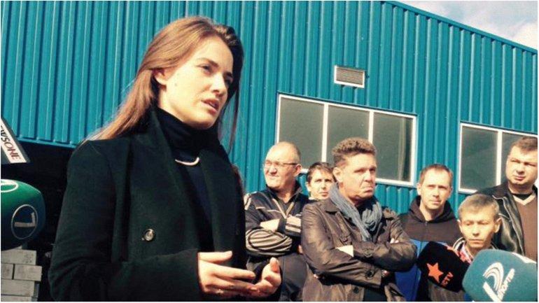 Марушевская подала два иска в суд против Насирова - фото 1