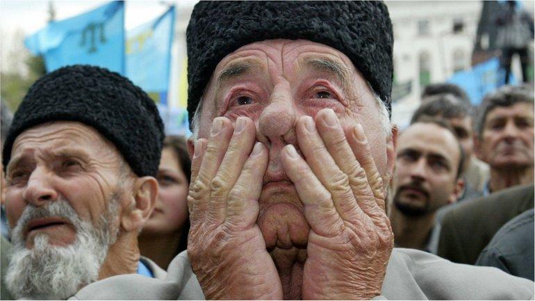 Крымские татары намерены бойкотировать выборы в Госдуму. - фото 1