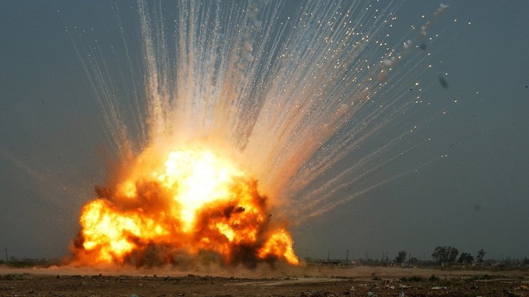 На испытательной станции одного из предприятий ГК «Укроборонпром» прогремел взрыв - фото 1