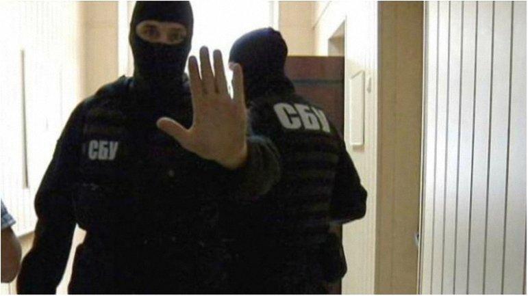 Работники СБУ проверяют фирмы Новинского на причастность к терроризму. - фото 1