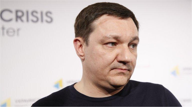 Дмитрий Тымчук считает, что Киев находится на распутье. - фото 1