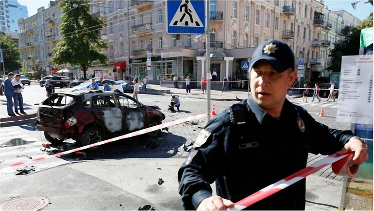 Правоохранители говорят, что убийство Шеремета могло быть началом ряда акций по дестабилизации страны. - фото 1