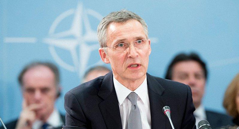 Столтенберг сообщил об угрозе накануне саммита - фото 1