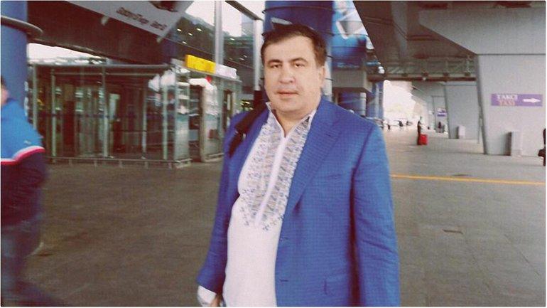 У Саакашвили нет джипа - фото 1